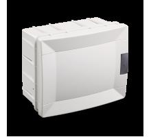 Внутрений распределительный щит MAKEL 6-х модульний (белая крышка)