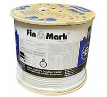 Кабель TV FinMark 690 white 305м - 1бхт
