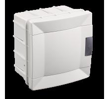 Внутрений распределительный щит MAKEL 4-х модульний (белая крышка)